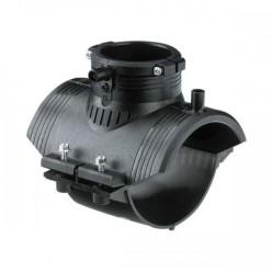 Седелочный отвод ПЭ 100 SDR11 д. 125 х 90 GF