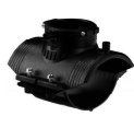 Седловой отвод ПЭ 100 SDR11 д. 63 х 63 GF