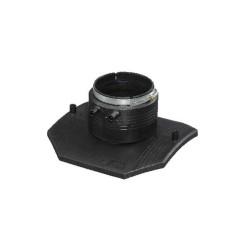 Седловой отвод ПЭ 100 SDR11 д. 110 х 32 GF