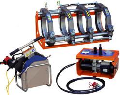 Сварочный аппарат 160 (40-160мм) DELTA Basic с комплектом вкладышей