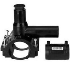 Вентиль для врезки под давлением DAV 110х32 FRIALEN