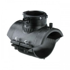 Седловой отвод ПЭ 100 SDR11 д. 225 х 32 GF