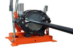 Сварочный аппарат 160 M (40-160мм) DELTA без вкладышей в Актобе