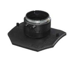 Седелочный отвод ПЭ 100 SDR11 д. 400-450 х 110 GF без отв. части
