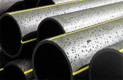 Труба ПЭ 100 SDR 17,6 - 160х9,1 газовая