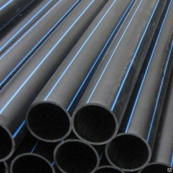 Труба ПЭ 100 SDR 13,6 - 250х18,4 питьевая
