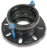 Фланцевый адаптер AquaFast для ПЭ труб