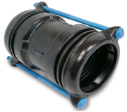 Соединительная муфта AquaFast для ПЭ труб