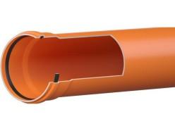 Труба НПВХ НК SN4 400х9,8х3000