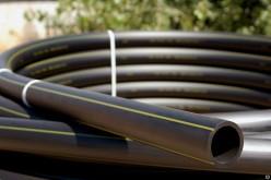 Труба ПЭ 80 SDR 11 - 75х6,8 газовая (бухты по 100)