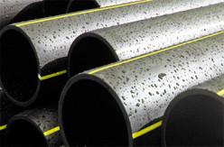 Труба ПЭ 100 SDR 17,6 - 110х6,3 газовая