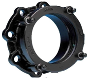 Фланец MaxiDaptor VJ07403 DN 350 (374,5-391,5) PN 10